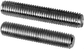 DIN 976 — шпилька размерная резьбовая.