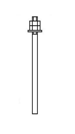 ГОСТ 24379.1-2012 5 тип 1 исполнение